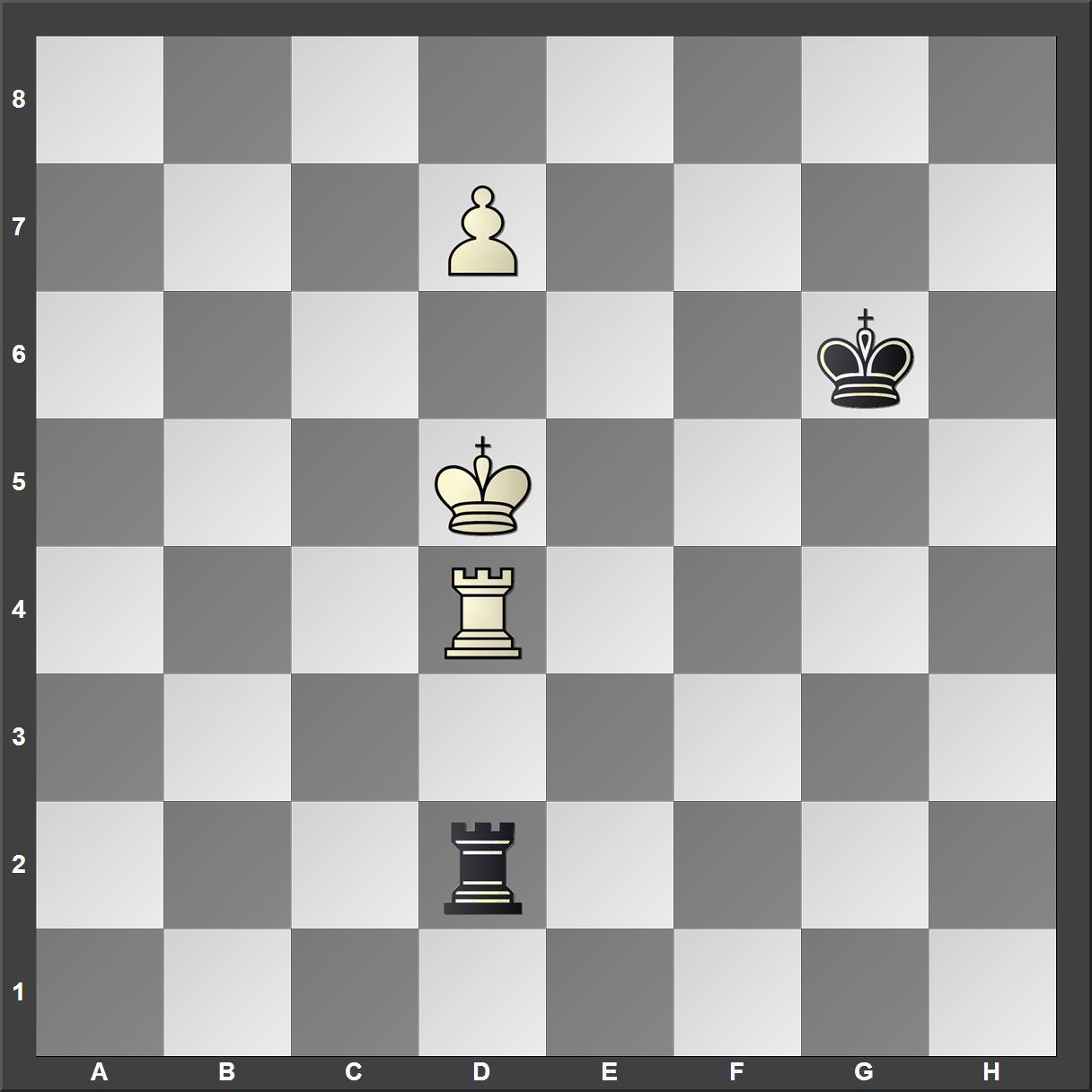 ルセナポジション〜今更聞けないチェス用語〜