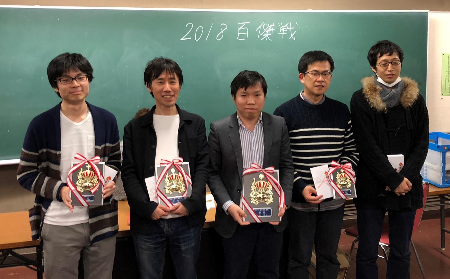 2018全日本百傑戦2日目